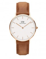 Daniel Wellington DW00100112 Classic 36mm Durham rose