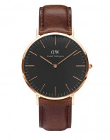 Daniel Wellington DW00100125 Classic Black 40mm Bristol