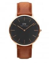 Daniel Wellington DW00100126 Classic Black 40mm Durham