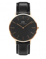 Daniel Wellington DW00100127 Classic Black 40mm Sheffield
