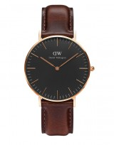 Daniel Wellington DW00100137 Classic Black 36mm Bristol