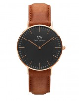 Daniel Wellington DW00100138 Classic Black 36mm Durham