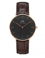 Daniel Wellington DW00100140 Classic Black 36mm York