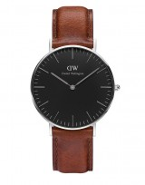 Daniel Wellington DW00100142 Classic Black 36mm St Mawes