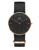 Daniel Wellington DW00100150 Classic Black 36mm Cornwall